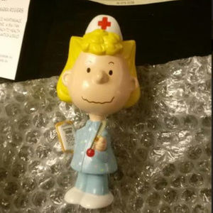 Peanuts Nurse Sally Figurine
